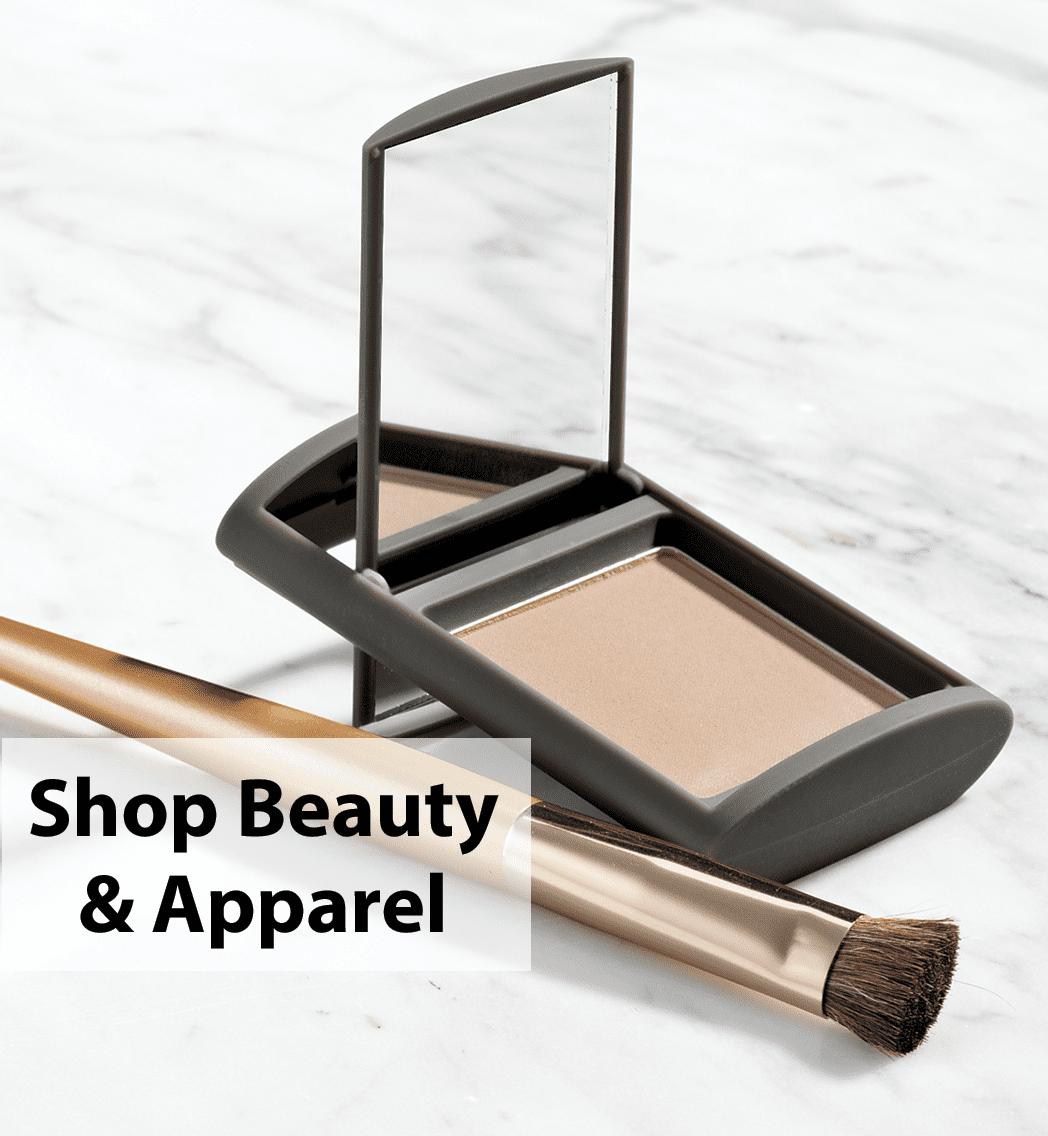 Shop Beauty & Apparel