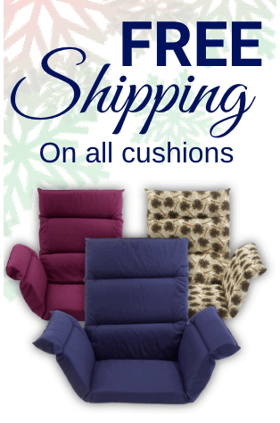 Free Shipping on cushions