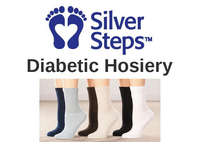 Diabetic Hosiery by Silver Steps