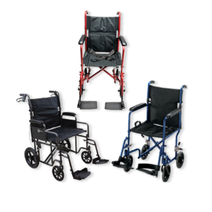 Wheelchairs & transport chairs