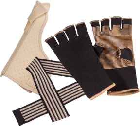 Hand & wrist braces and supports
