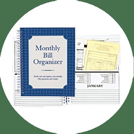 Monthly Bill Organizer