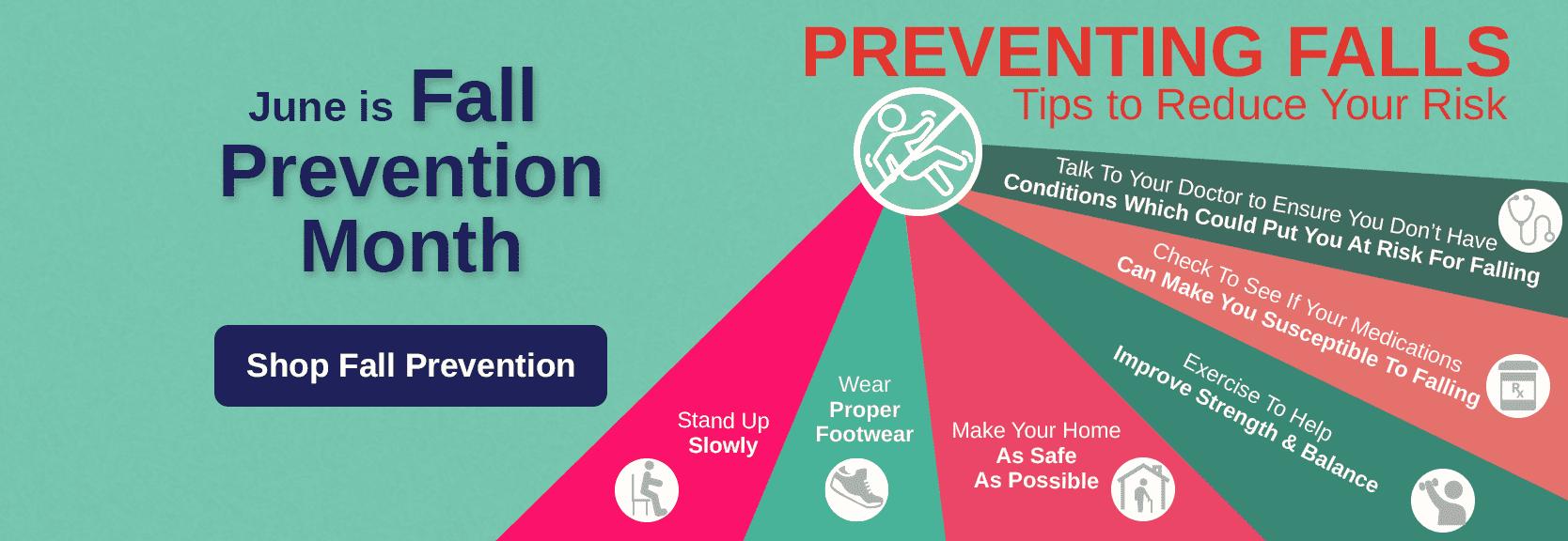 Shop Fall Prevention