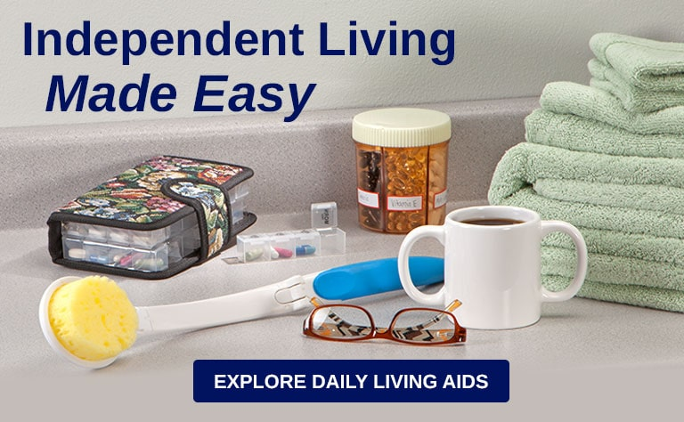 Shop Daily Living Supplies & Products