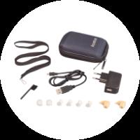 AcuTrue Rechargeable Hearing Amplifier