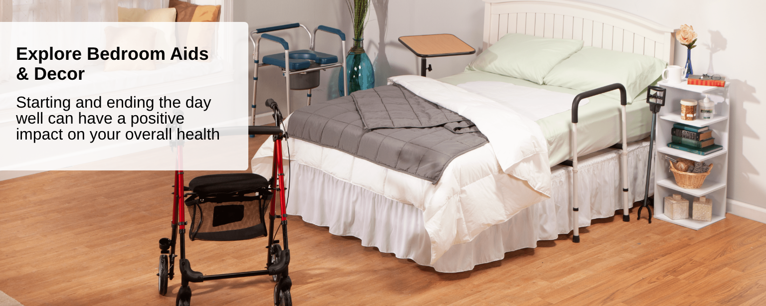 Explore Bedroom Aids and Decor