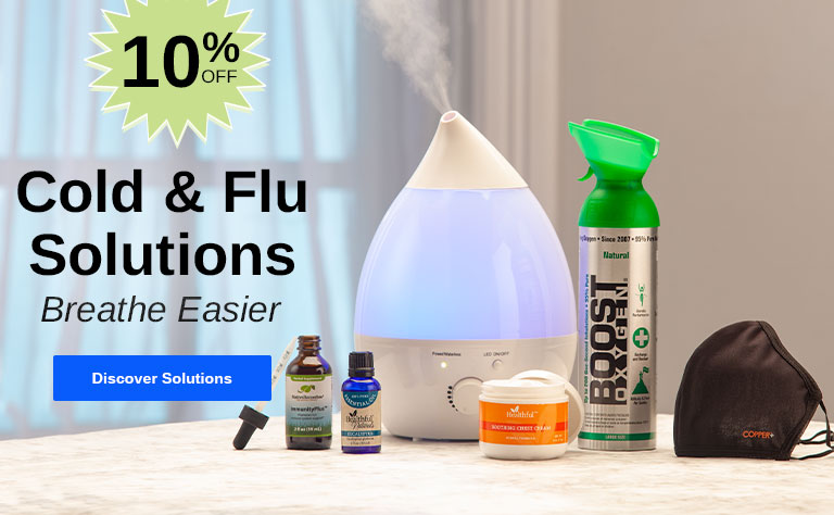 Shop Cold and Flu Solutions