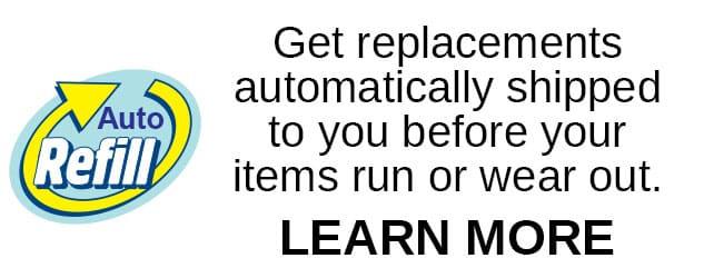 Auto Refill - Learn More