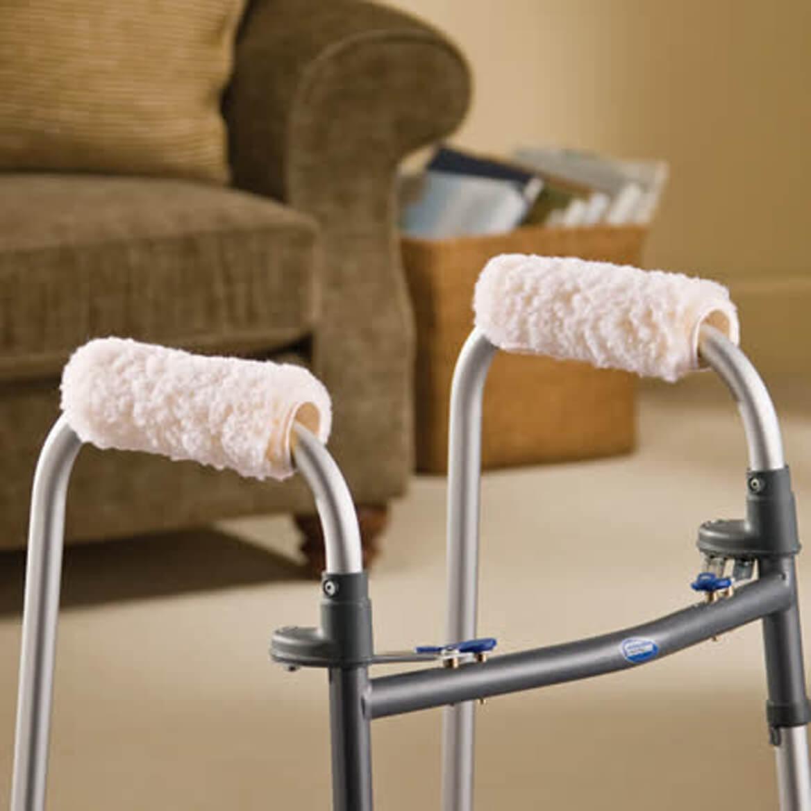Fleece Hand Grips For Walker-S/2-302774