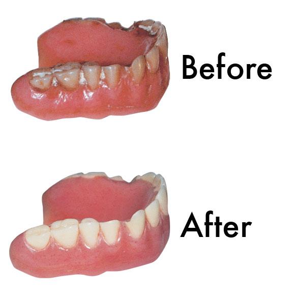 Sparkle Dent Denture Whitener - 8 Oz.-303361