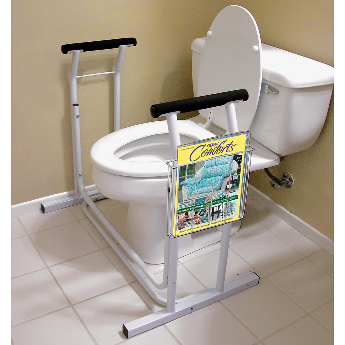 Deluxe Toilet Safety Support-304953