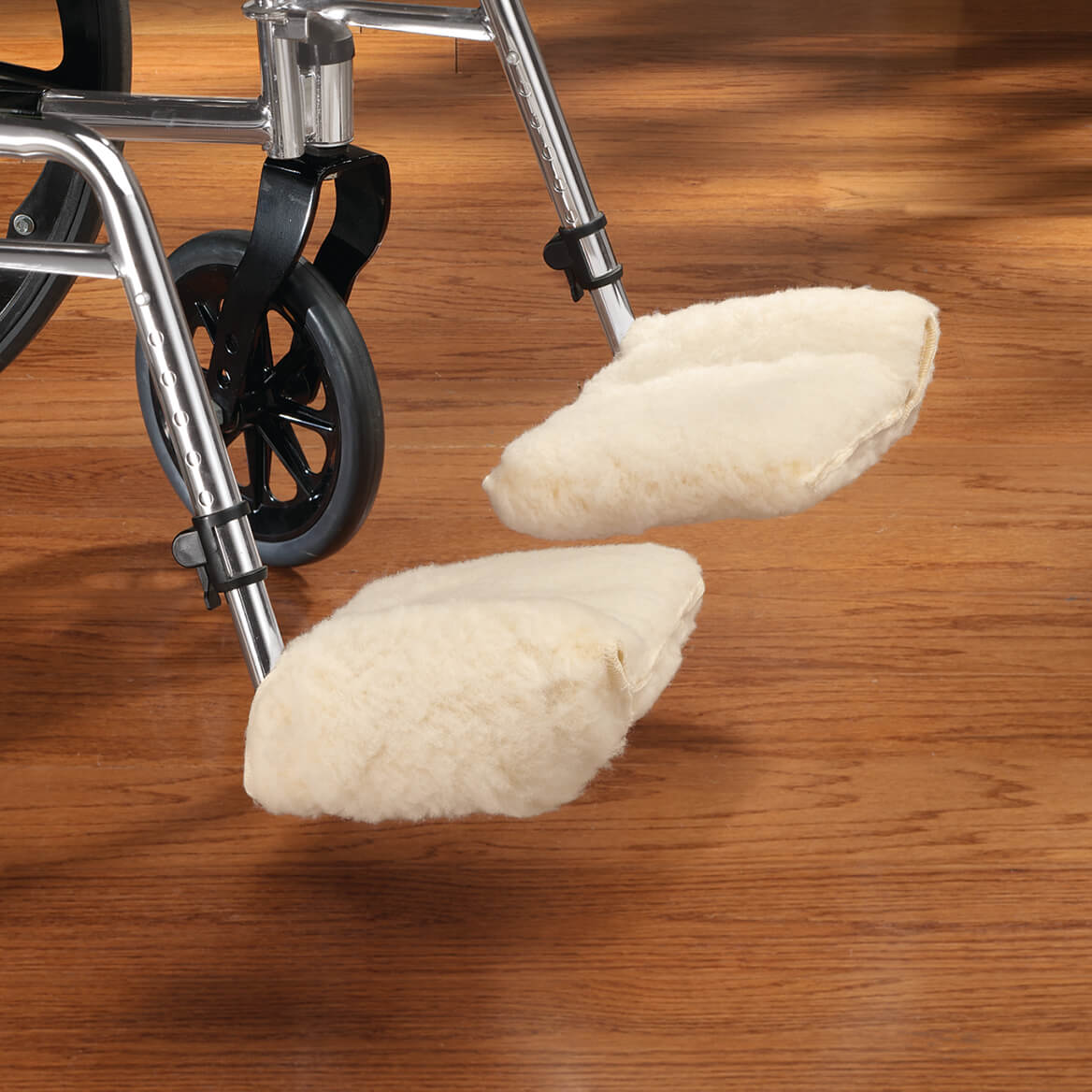 Sherpa Wheelchair Footrest Cover Set of 2-331838