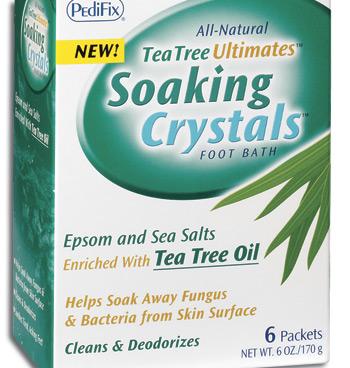 Tea Tree Ultimates® Soaking Crystals™ Set of 6-333684