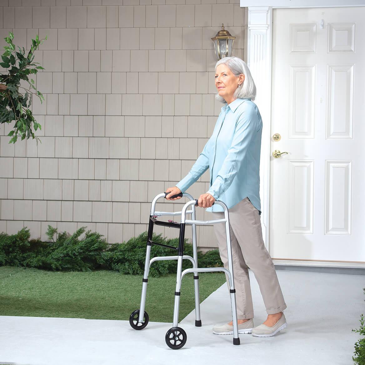 Walker with Wheels           XL-341726
