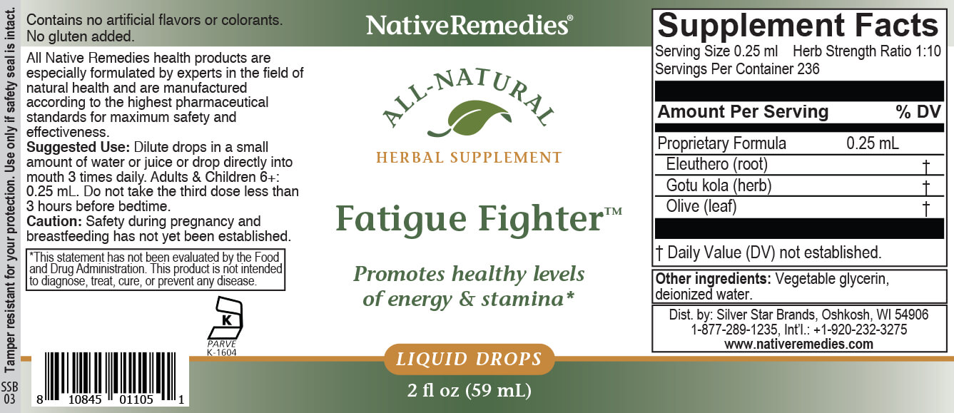 NativeRemedies® Fatigue Fighter™-343695