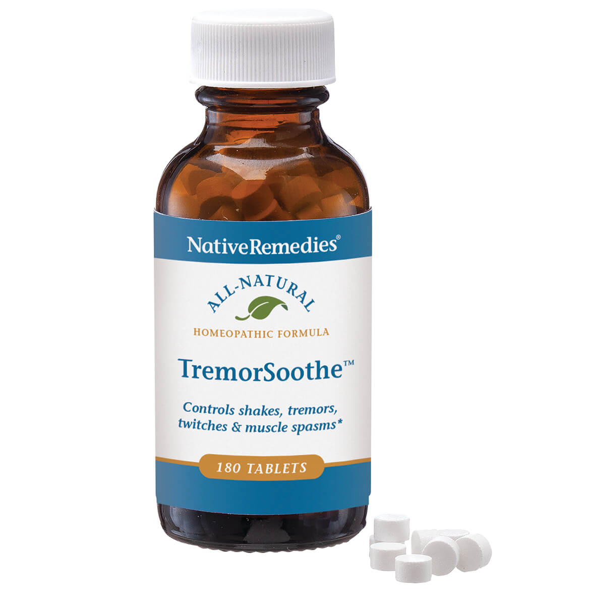 NativeRemedies® TremorSoothe™ Tablets-345001