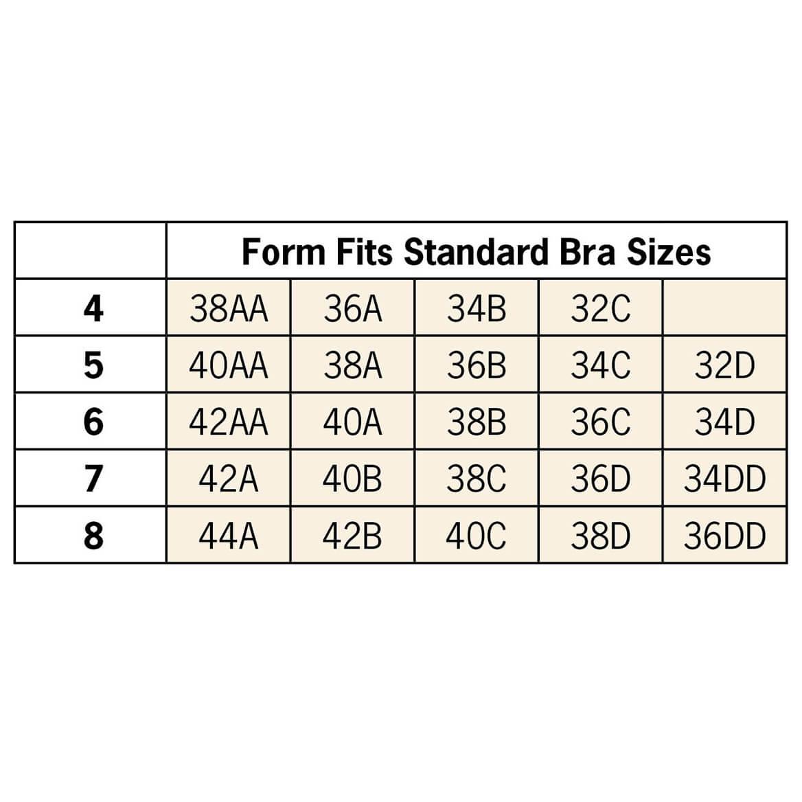 Foam Breast Form-345279