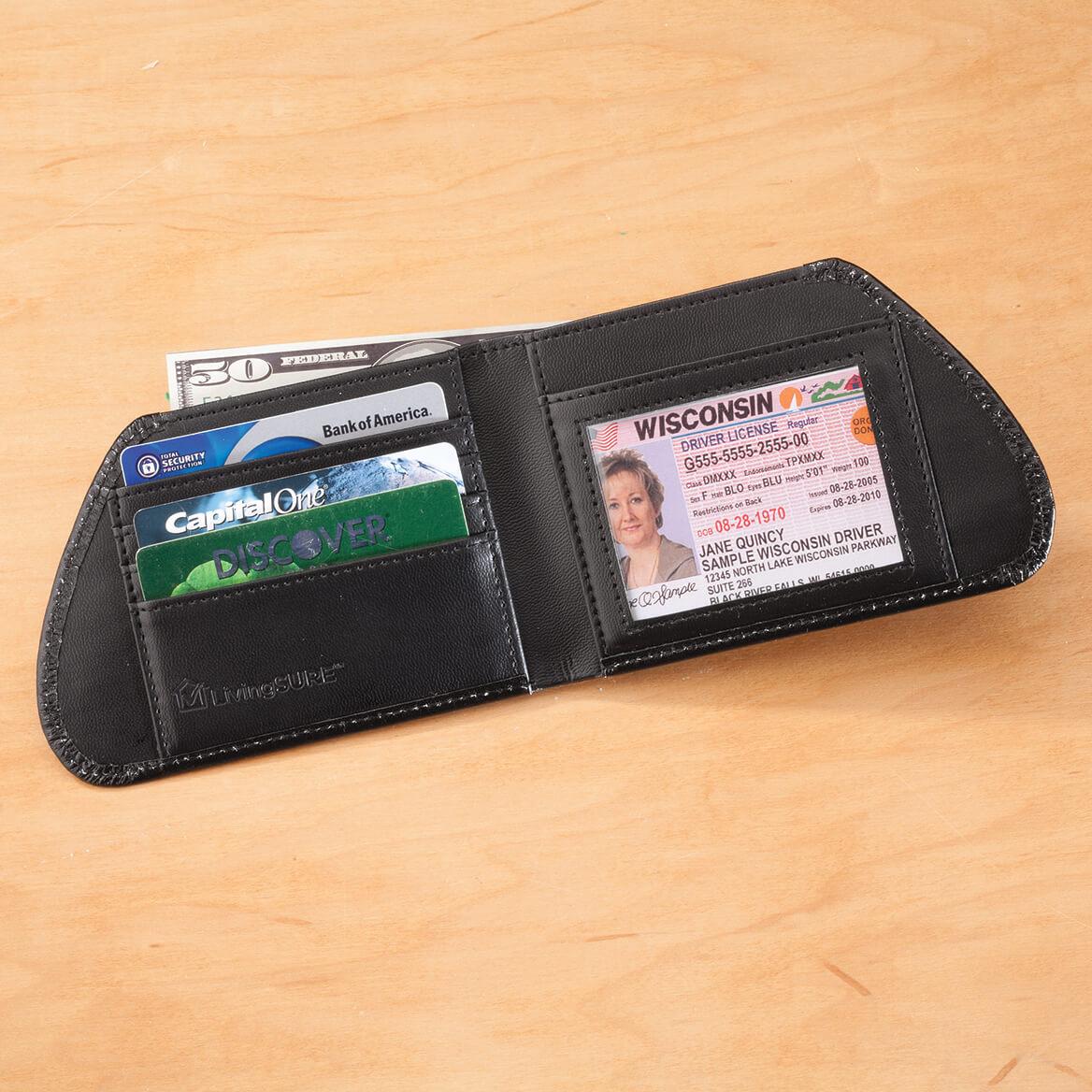 Leather RFID Front Pocket Wallet-345759