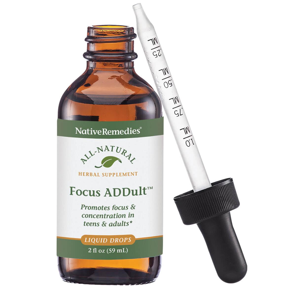 NativeRemedies® Focus ADDult™-346771