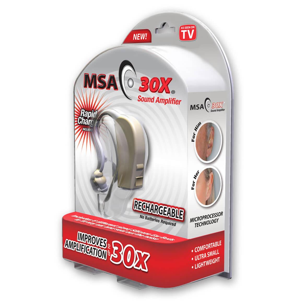 MSA 30X Sound Amplifier-347180