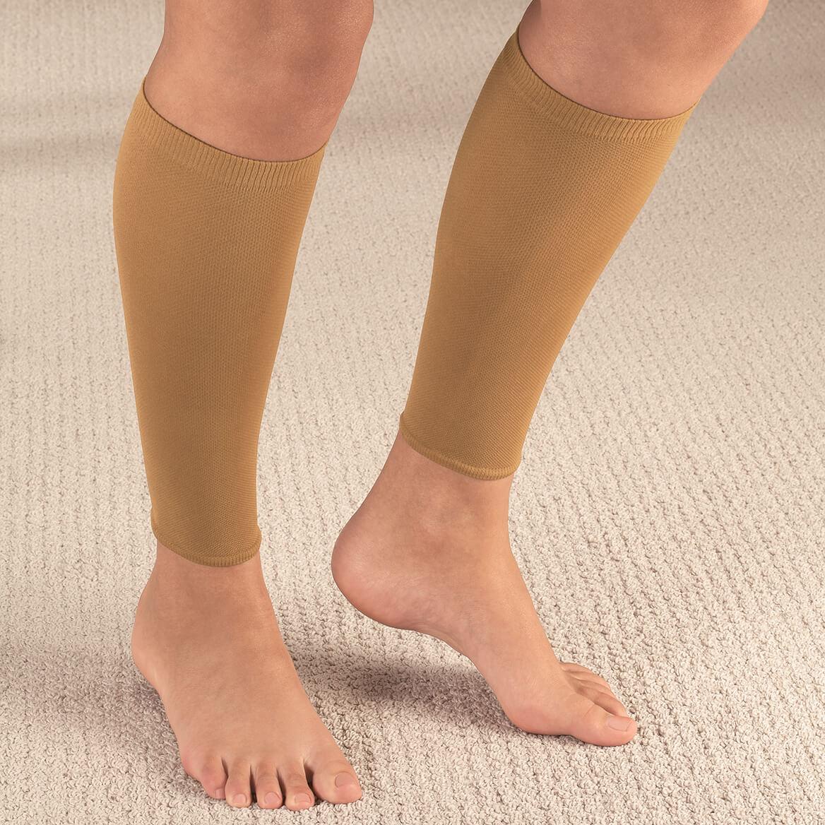 Calf Compression Sleeves 20-30mmHg, 1 Pair-347674