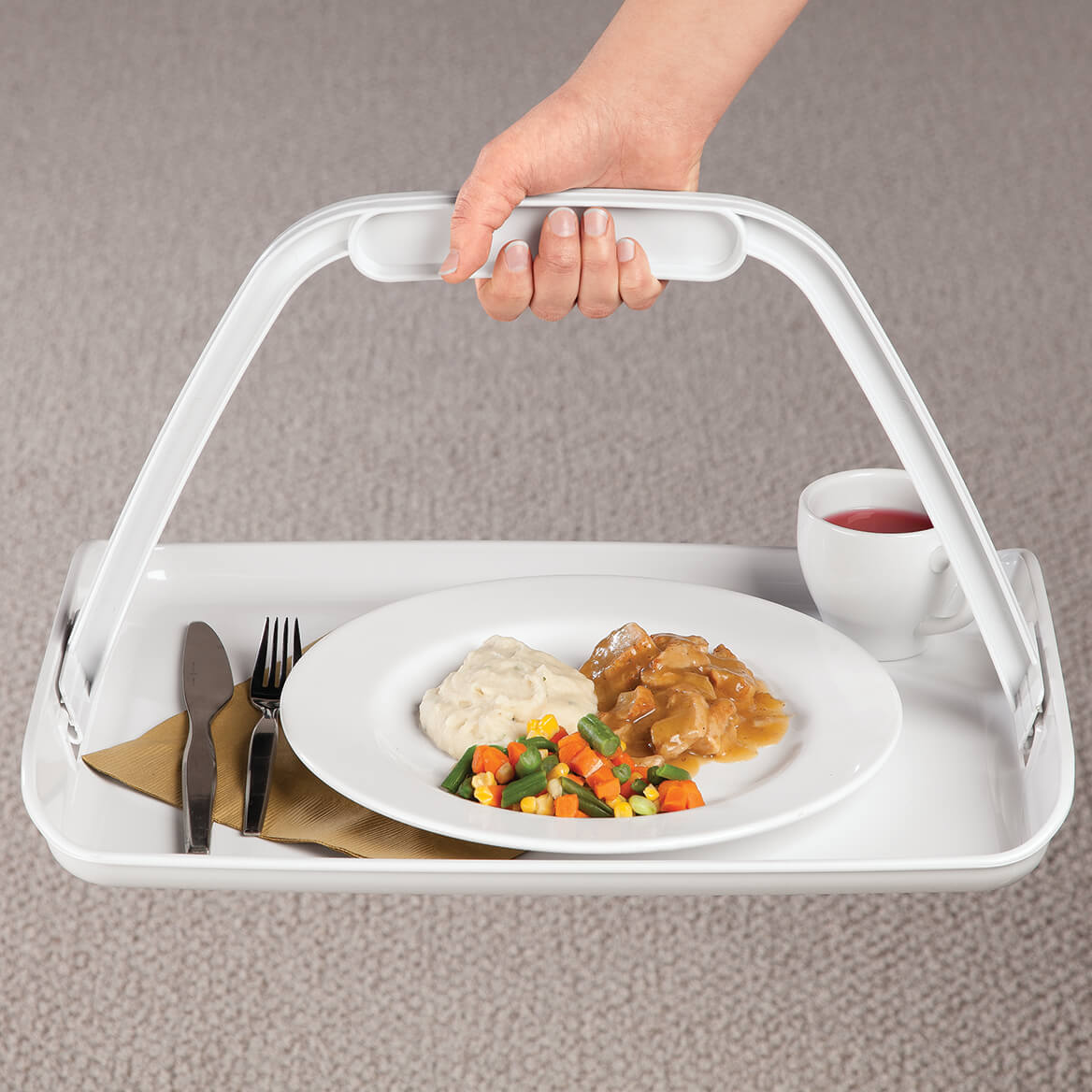 One Handed Tray-348354