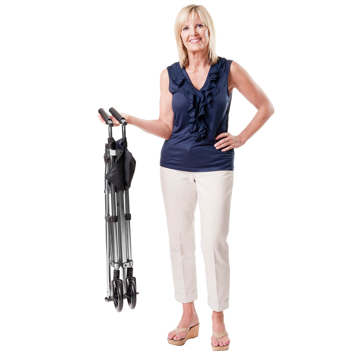 EZ Fold N Go Walker                 XL-351168
