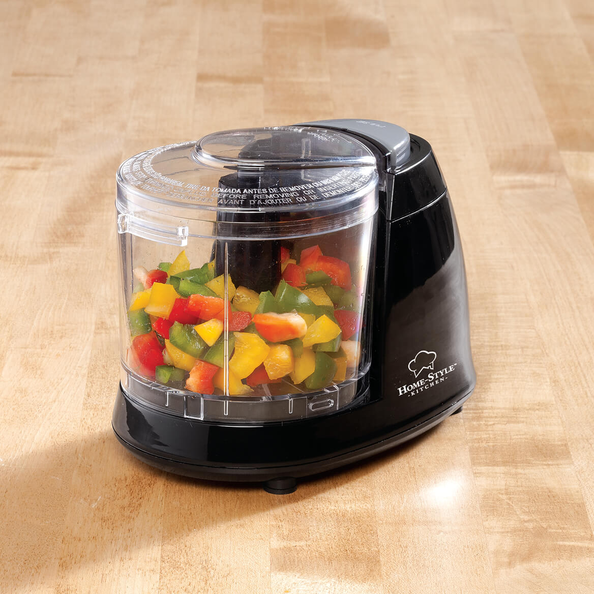 Electric Mini Food Chopper by Home-Style Kitchen®-353259