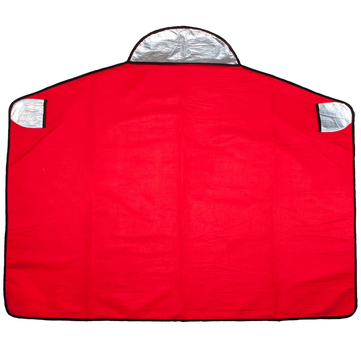 Hooded Emergency Blanket by LivingSURE™-353264