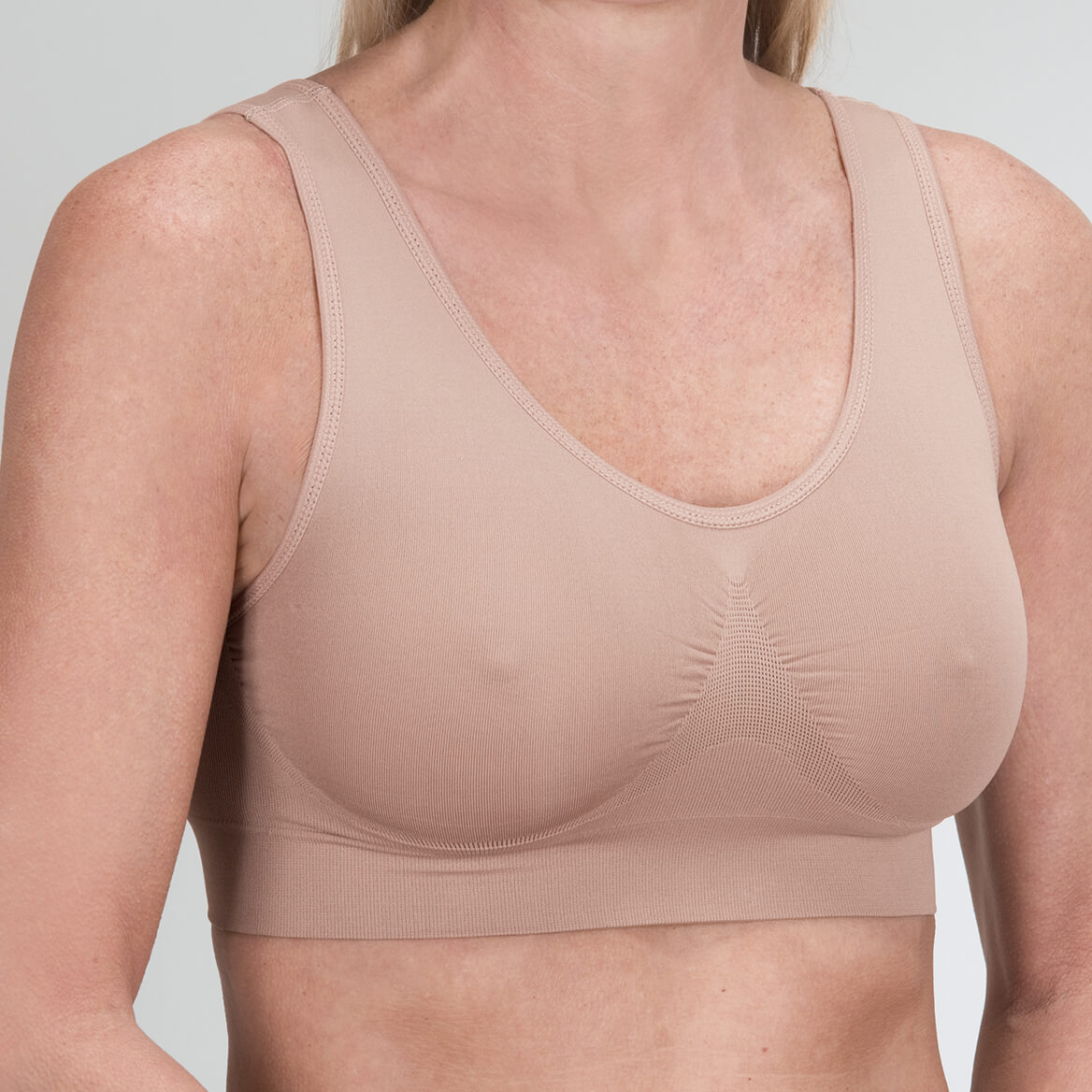 Easy Comforts Style™ Everyday Seamless Bra, 3 Pack-354024