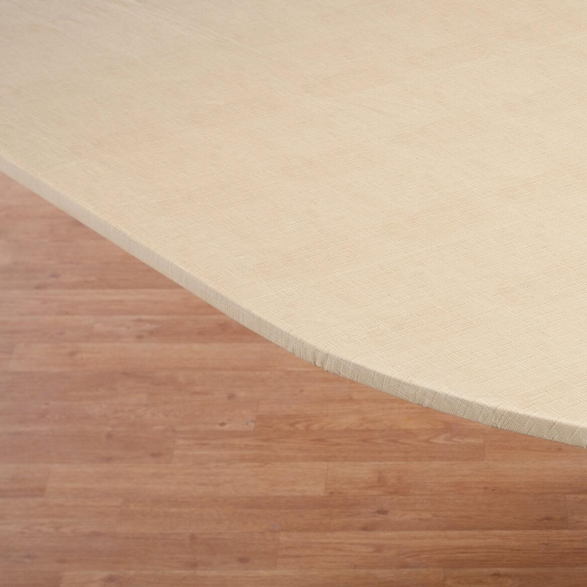 Illusion Weave Vinyl Elasticized Table Cover-356713