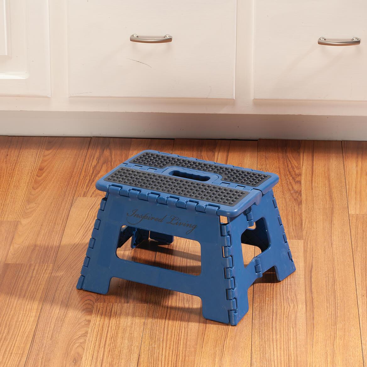 9 Inch Folding Step Stool-356932