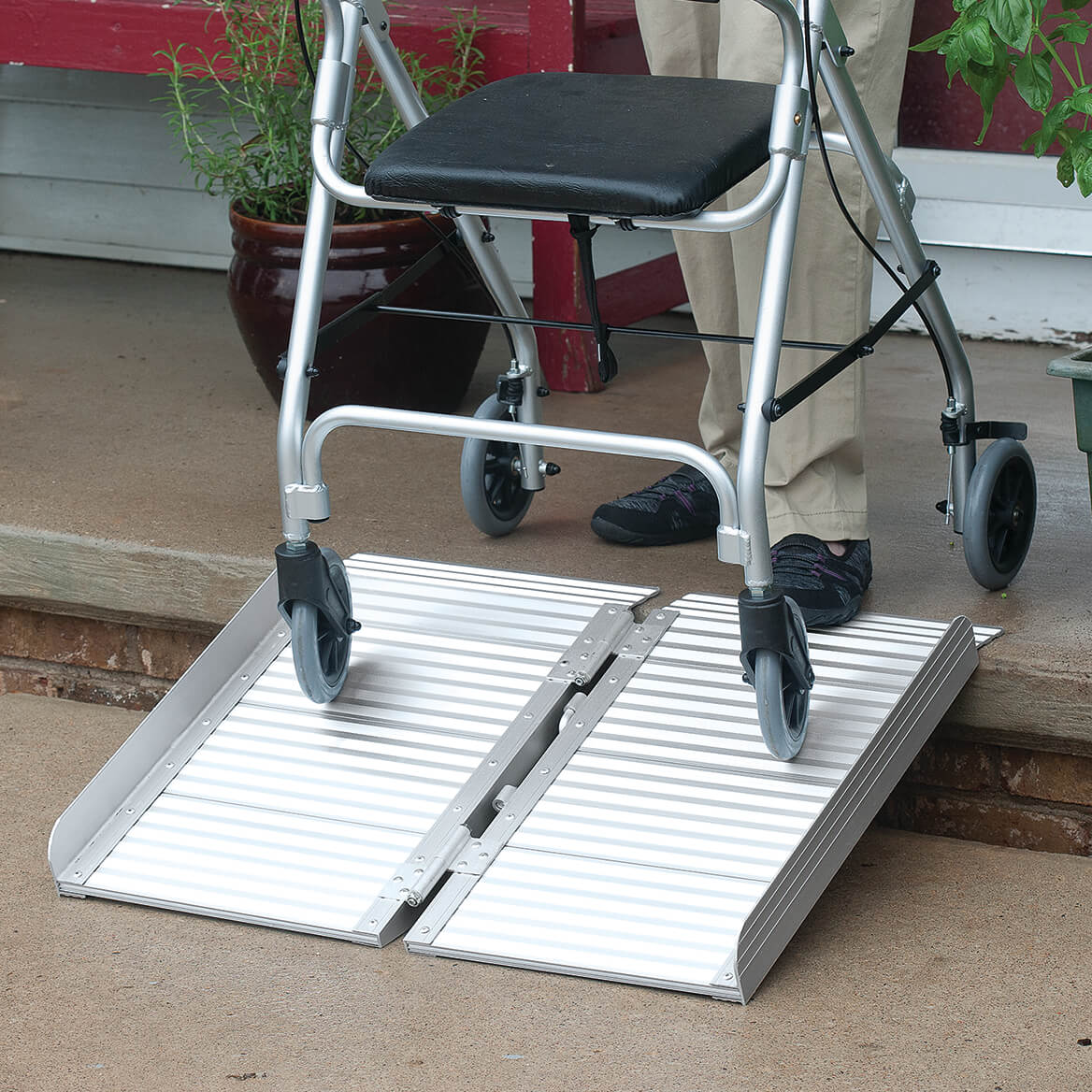 "24"" Portable Ramp-357066"