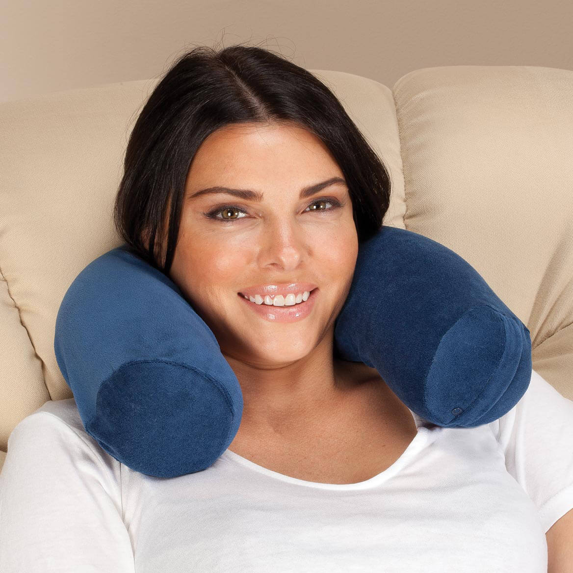 Flexible Support Neck Cushion-358154