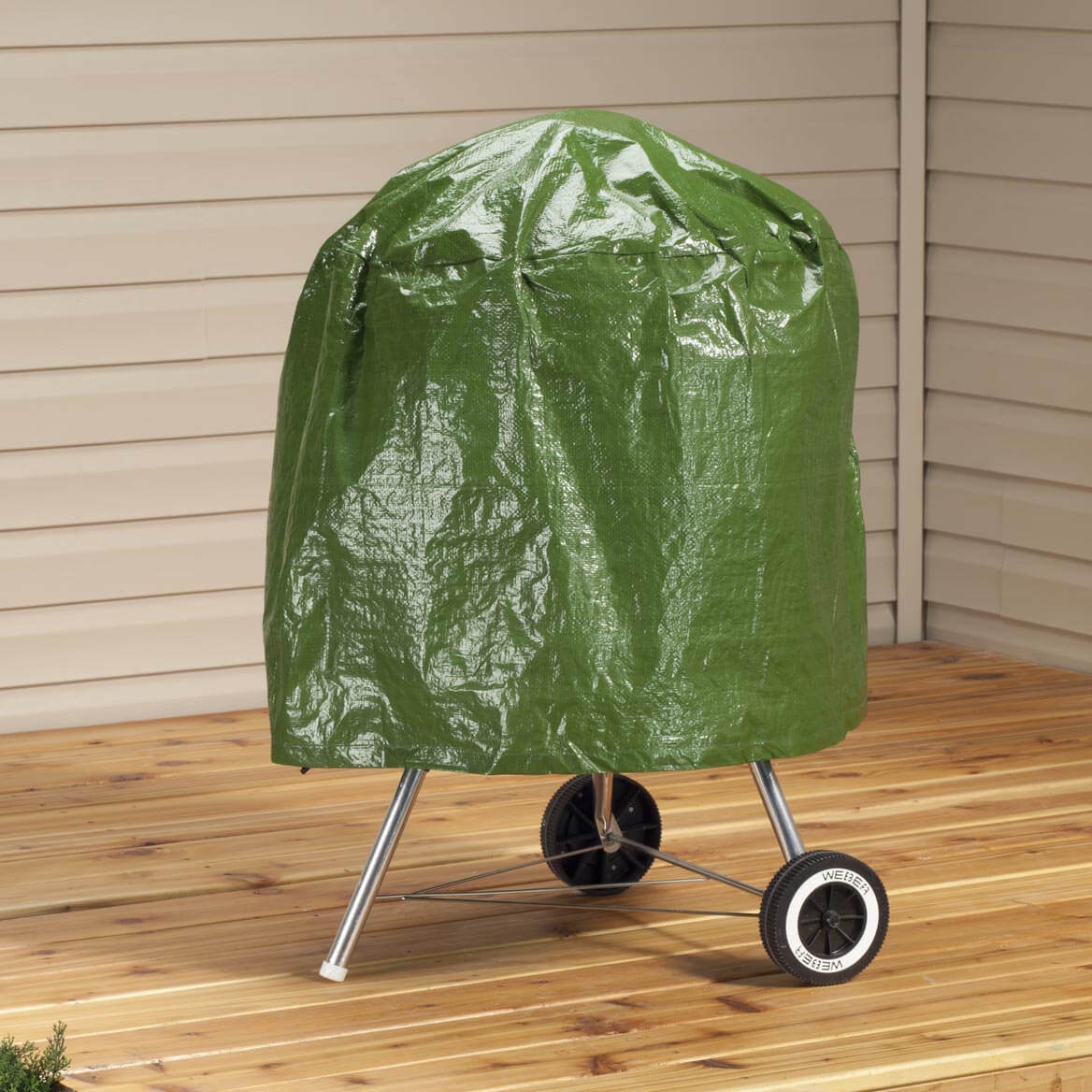 "Kettle Style Grill Cover, 23""H x 27""W-358351"