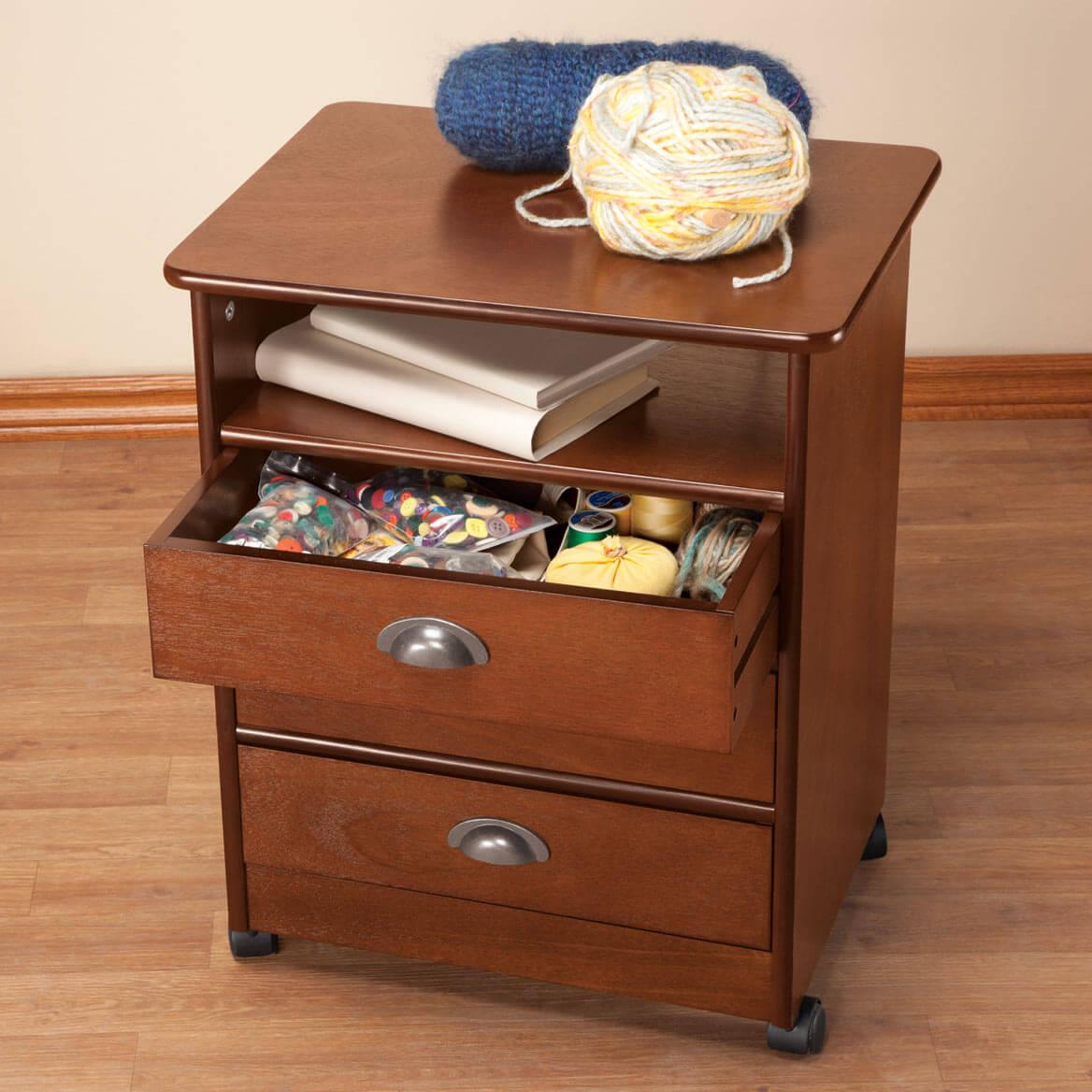 Three Drawer Multipurpose Rolling Cart by OakRidge™-359628