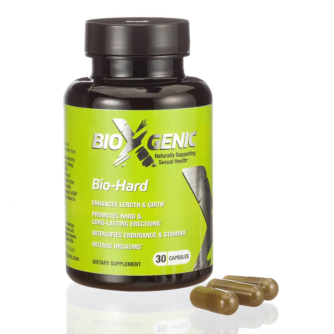 BioXGenic Bio-Hard Male Enhancement Capsules-361415