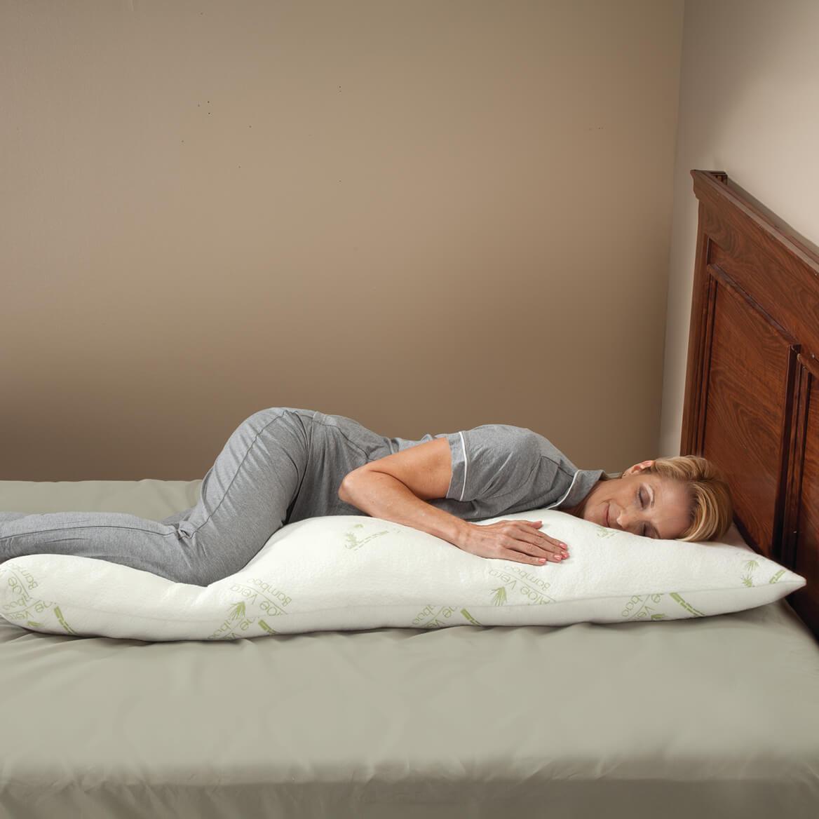 Bamboo Body Pillow-361675