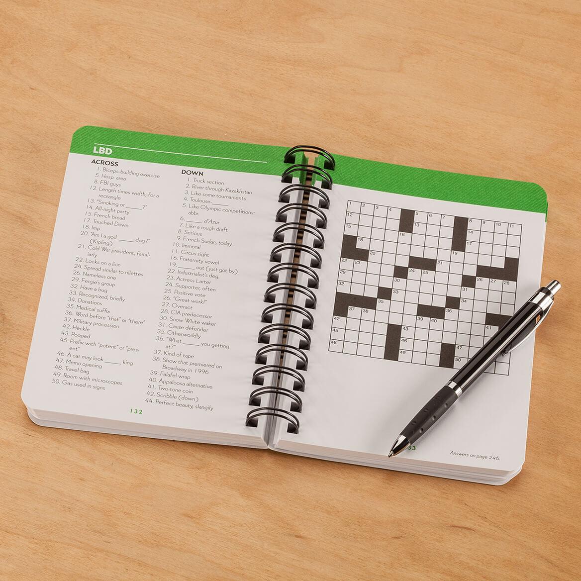 Brain Games¨ Mini 101 Crosswords-362901