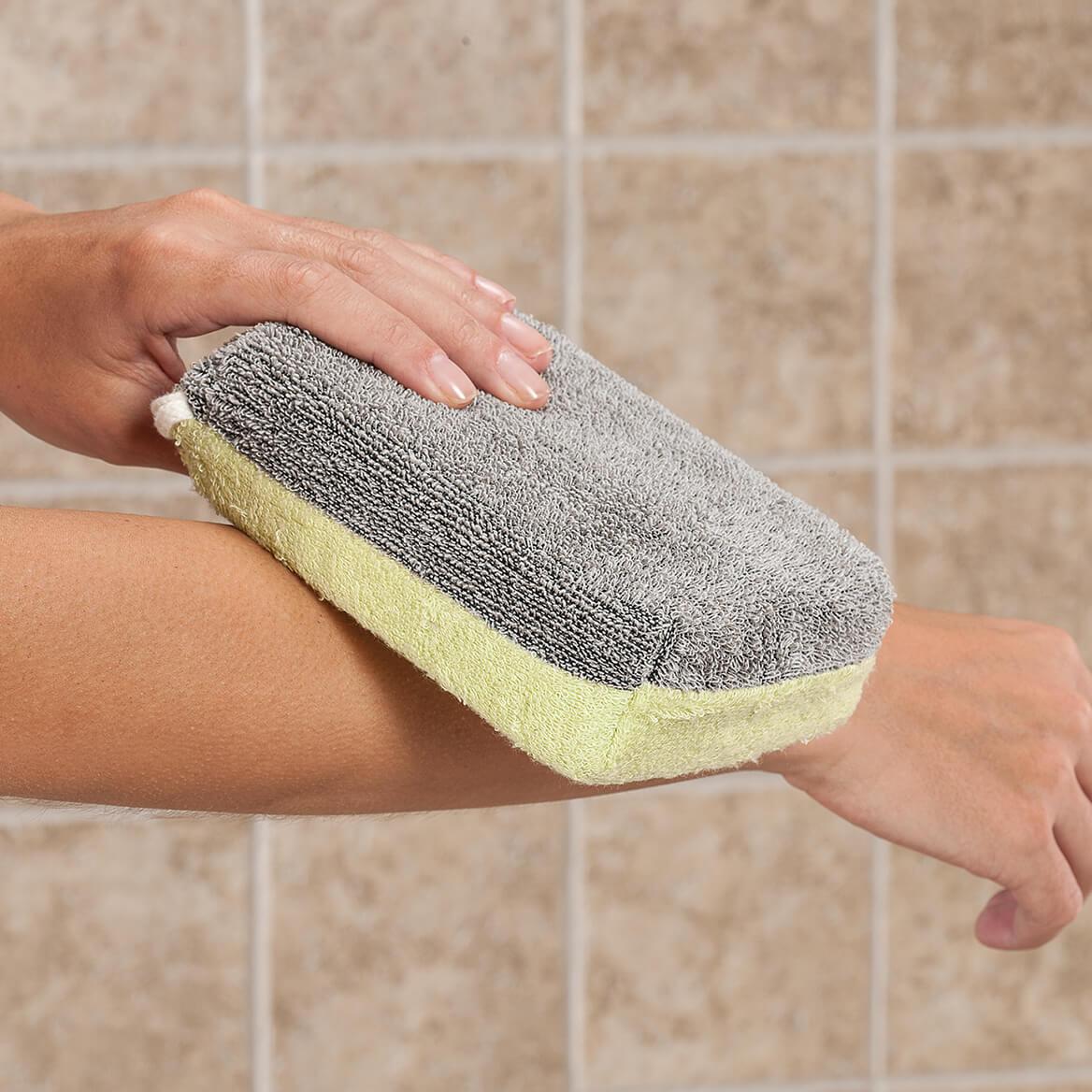 3-in-1 Extendable Bath Brush-366395