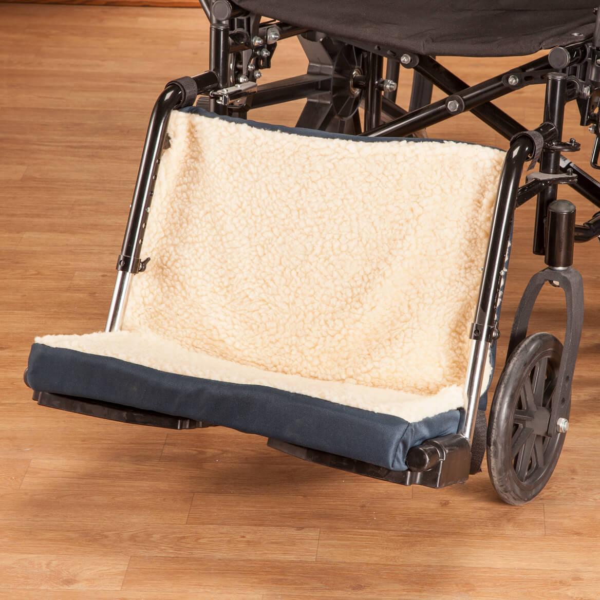 Wheelchair Foot & Calf Cushion-366661