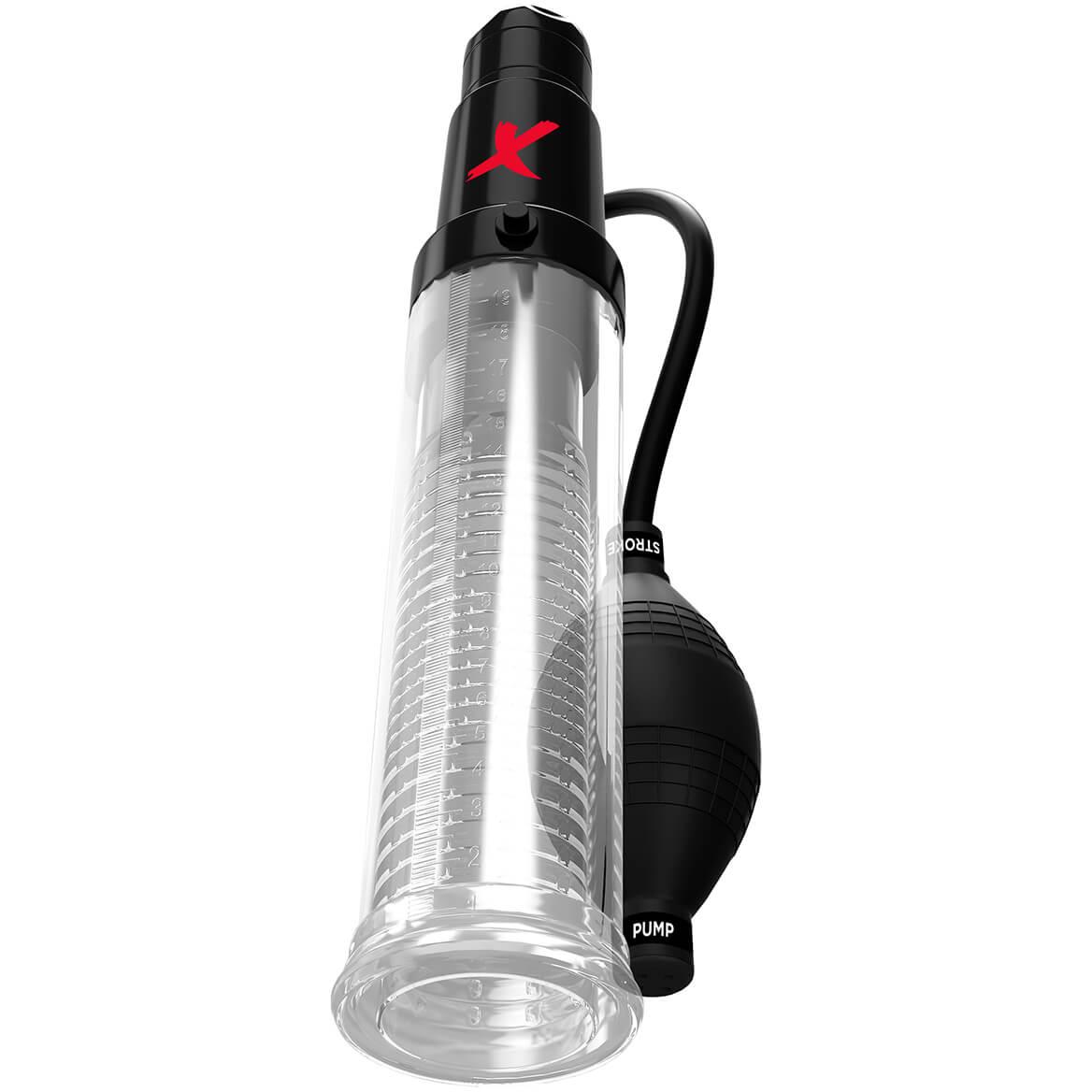 PDX Elite® Suck-N-Pump Stroker-367059