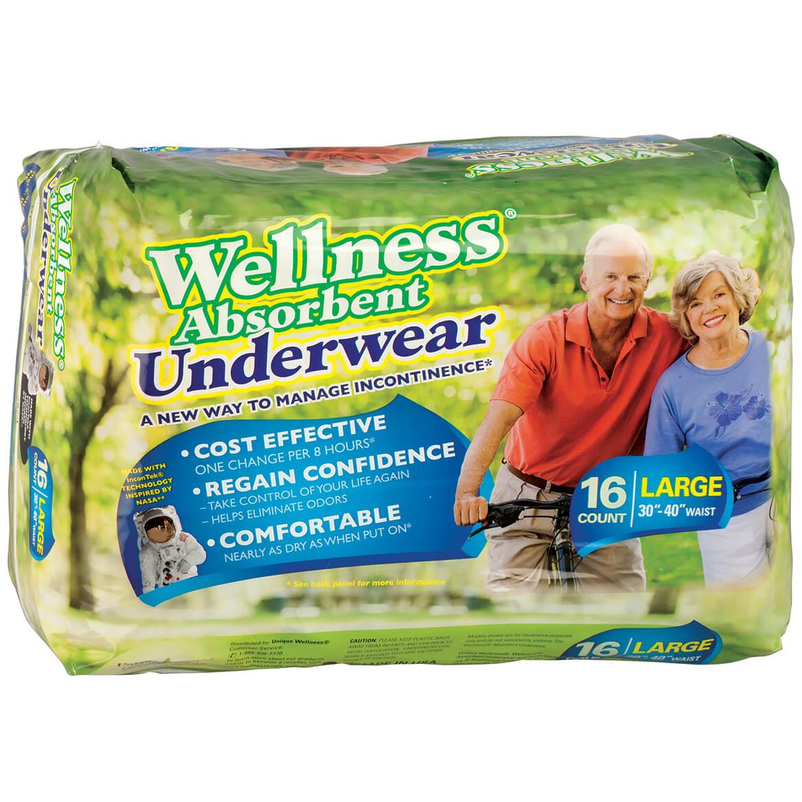 Wellness Absorbent Underwear Trial Pack 2-Pack-367110