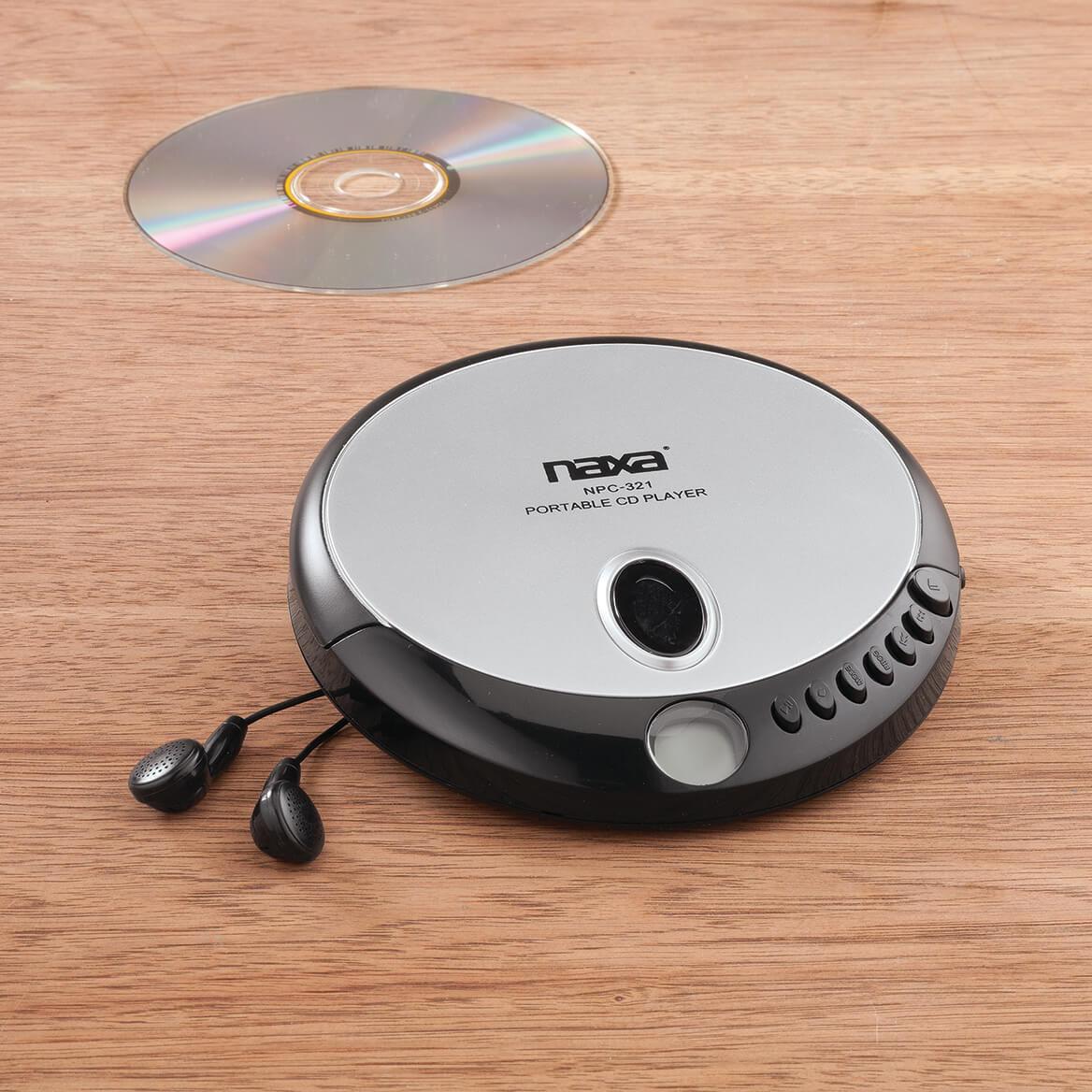 Naxa ® CD Player-367500