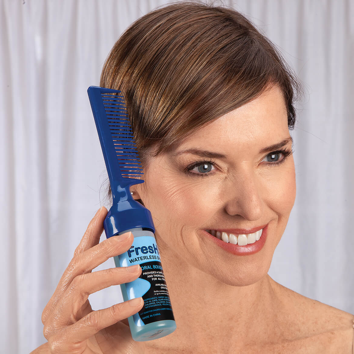 FresHair Waterless Shampoo & Magic Comb-368752
