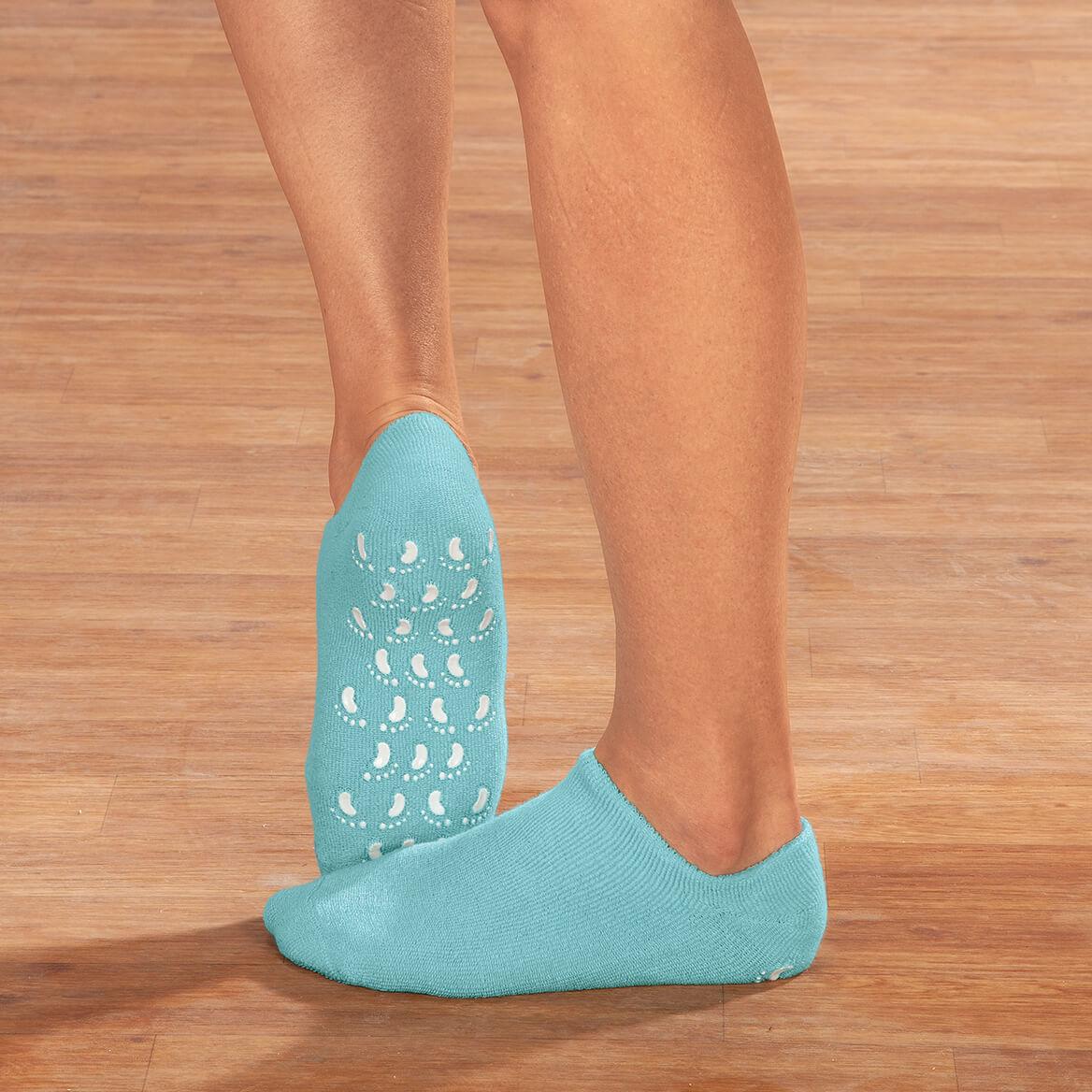 Moisturizing Gel Gripper Socks-368762