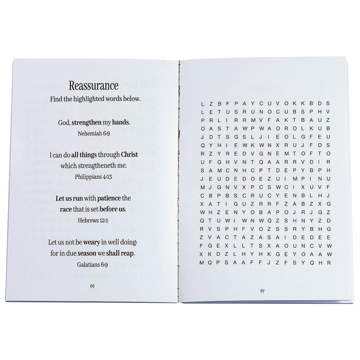 10 Minute Bible Word Search-369296