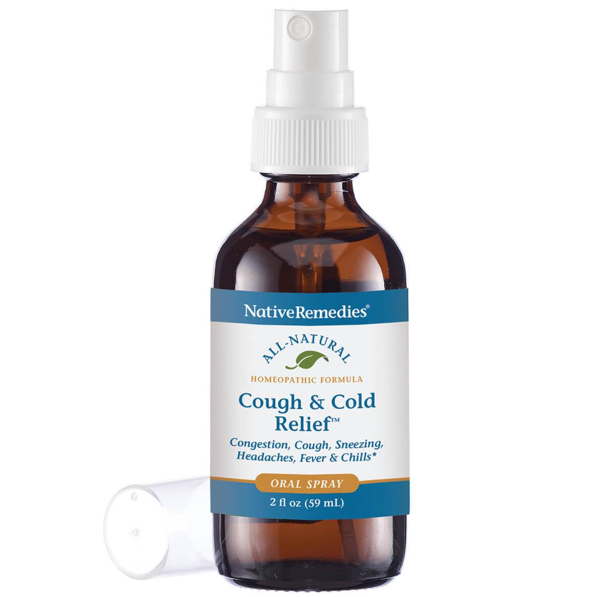 NativeRemedies® Cough & Cold Relief Oral Spray-369549