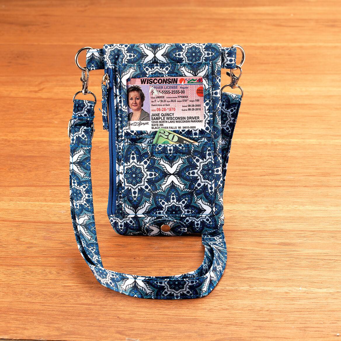 Olivia Moss Crossbody Phone Bag-370599