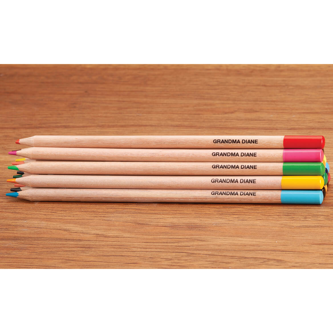 Personalized Colored Pencils Set of 12-370620